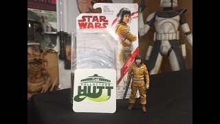 Star Wars The Last Jedi Rose Tico 3.75 Action Figure Review
