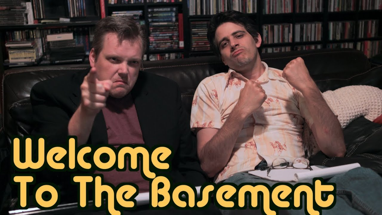 starship troopers welcome to the basement youtube