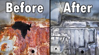 How to PROPERLY Repair a Rust Hole in your Car or Truck (DIY for Beginners)