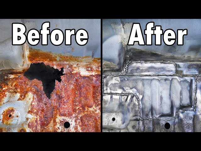 How to PROPERLY Repair a Rust Hole in your Car or Truck (DIY for Beginners) - ChrisFix