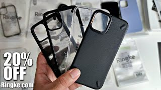 iPhone 12 Mini: Awesome Cases by Ringke (20% OFF) - iPhone 12 Series Cases