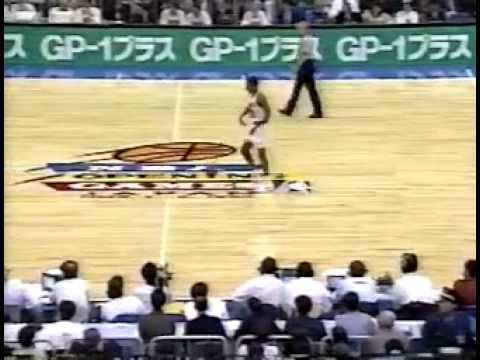 1992-93 Sonics vs. Rockets