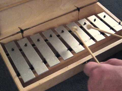 how to make a wooden xylophone for kids