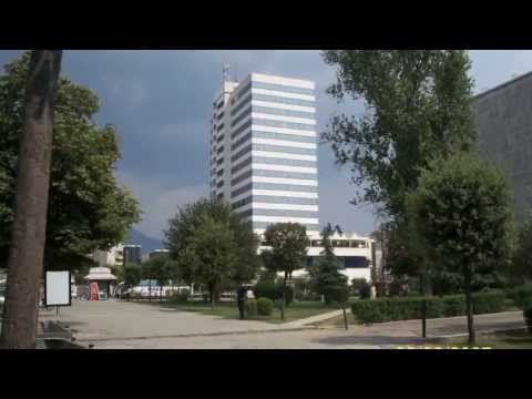Tirana -- Capital of Albania . Summer 2013  (720p)
