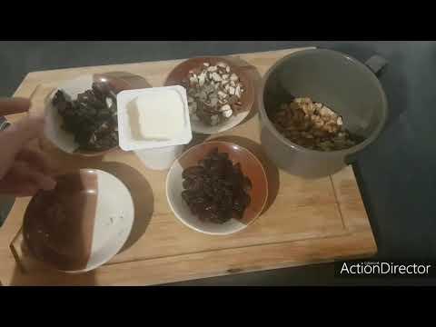 recette-des-fruits-cake-au-yaourt-nature-👍👌