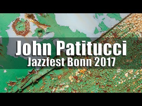 John Patitucci Electric Guitar Quartet - Jazzfest Bonn 2017 fragm.