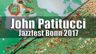 John Patitucci Electric Guitar Quartet - Jazzfest Bonn 2017 fragm.