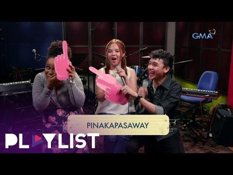 """Playlist Extra: Anne Raz, Muriel Lomadilla and Psalms David answer """"Sino ang Pinaka?"""""""