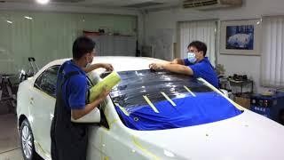 Guard Car Polish Coating Malaysia Proton Inspira Kuala Lumpur