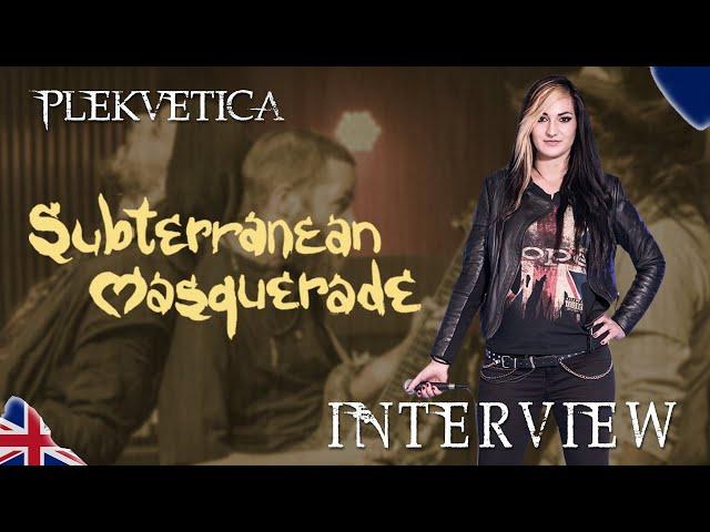 [ Interview ] Subterranean Masquerade ( 2018 ) | Progressive Metal