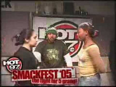 Smackfest Jersey vs. Harlem