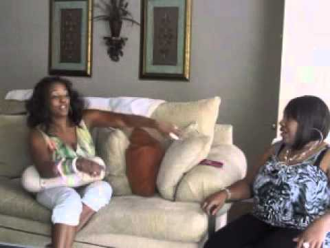 """TLC """"Chilli"""" Sister-Marni Ali Williams & Charay Vaughn Let's Talk About It interview - Episode 15"""
