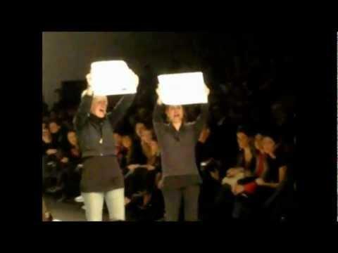 Nemesi Animale contro le pellicce sulle passerelle di Milano Moda