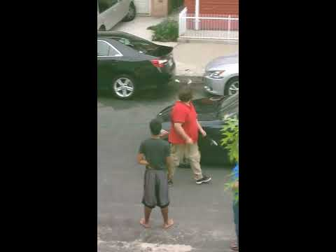 Jersy City heights brawl