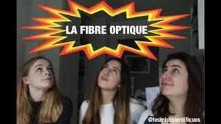 Les fibres optiques : propagation et guidage