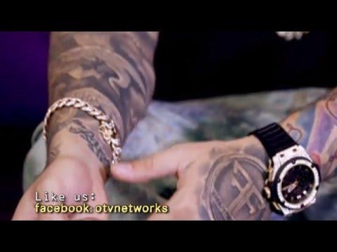 Farruko Revelo Su Tatuaje Mas Especial Youtube