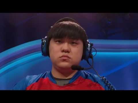 Overwatch World Cup 2016 South Korea VS Australia