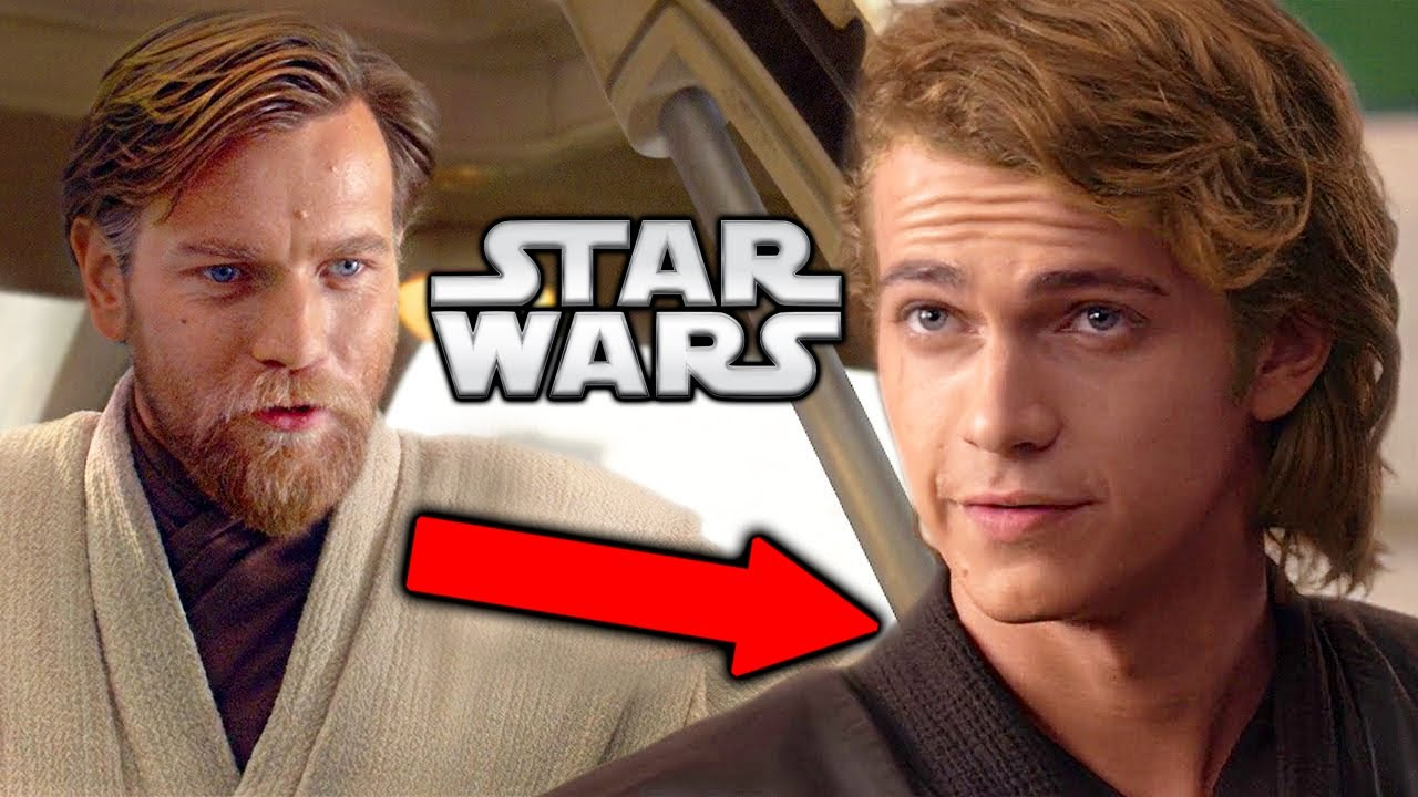 How Did Anakin Save Obi Wan On Cato Neimoidia In Revenge Of The Sith Star Wars Explained Youtube