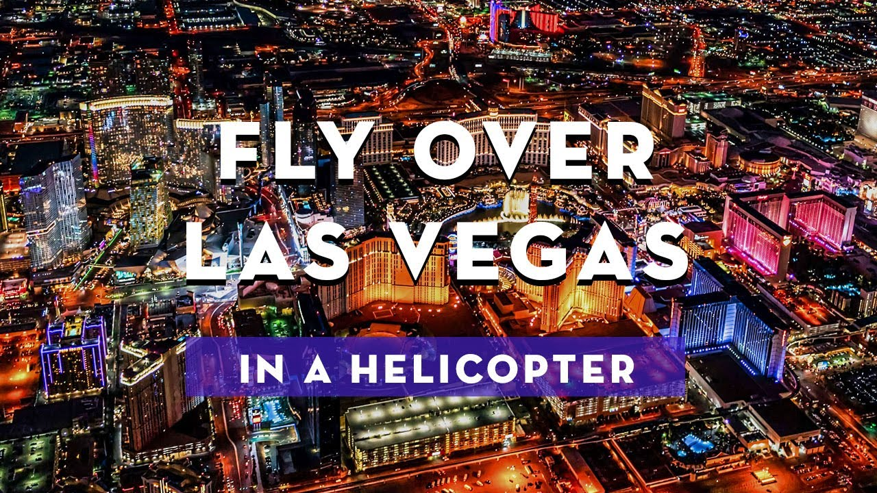 Vegas Nights Maverick Helicopters A Perfect Match