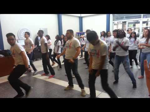 UCVTS Flash Mob!