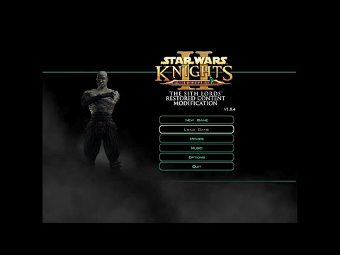 Let's Play: Knights of the Old Republic II-Parts 1 and 2