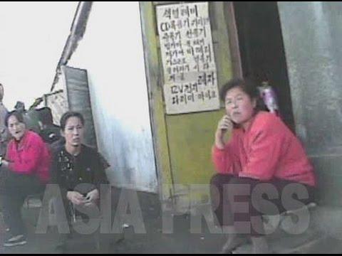 [North Korea Video Report] Wholesale Black Market Prospering with Prohibited Goods