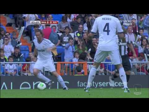 Friendly 2013, Legends: Real Madrid - Juventus