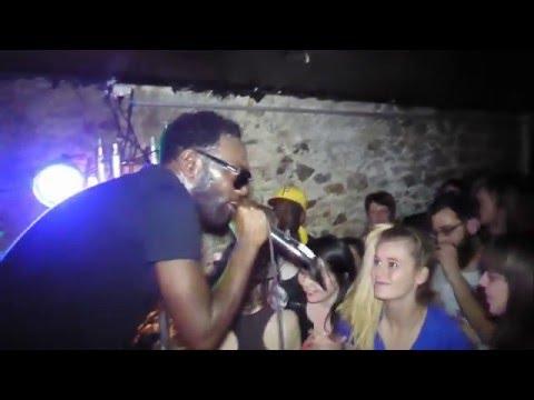 Sweetie Irie & DJ Inspecta Live au Zic Zinc