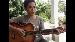 Bài hát tặng em (guitar solo)