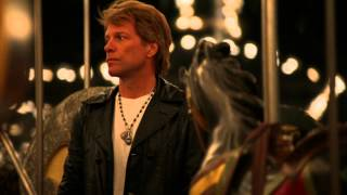 Jon Bon Jovi- Not Running Anymore official music video from Stand Up Guys