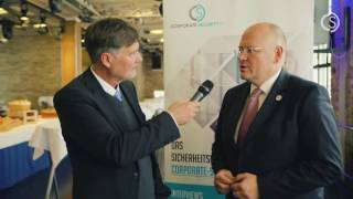 CSTV: SIDW mit Arne Schönbohm - Cybersicherheitsstrategie der Bundesregierung 2016 (Folge 11) (4K)