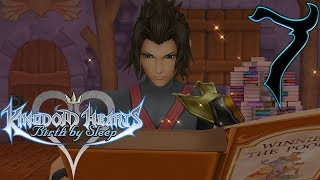 Kingdom Hearts Birth By Sleep Walkthrough Part 7 Terra Radiant Garden [1/2] (Let's Play Gameplay)