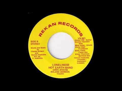 Hot Earth Band - Loneliness [Rekan] 70's Female Deep Soul 45