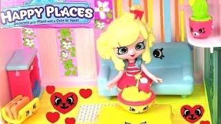 Видео для Детей Shopkins Кукольный Домик с Петкинсами! Шопкинс Happy Places Home Мультик Кукла Барби(Кукла Барби и Анютка идут в гости на новоселье к девочке Попет!!! А мы тем временем распакуем домик от Шопкин..., 2016-08-10T17:32:50.000Z)