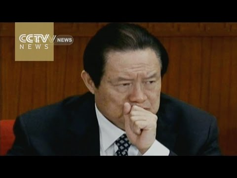 Zhou Yongkang arrested & expelled from CPC