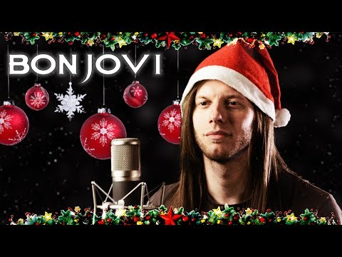 Bon Jovi - I Wish Everyday Could be Like Christmas (Vocal Cover) mp3