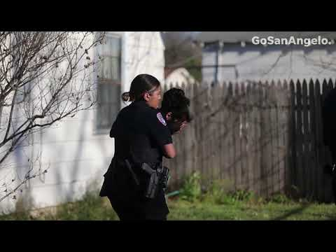 Police Investigate Fatal Shooting In Northwest San Angelo.