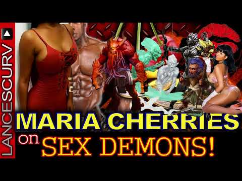 MARIA CHERRIES On TOXIC RELATIONSHIPS & SEX DEMONS! - The La