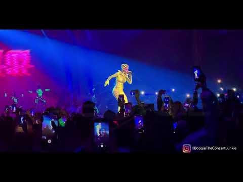 Teyana Taylor - How You Want It - Atlanta - Live