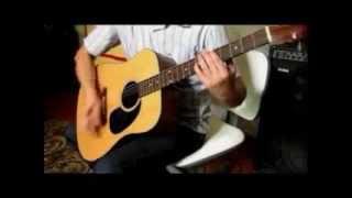 Видео уроки игры на гитаре с нуля.wmv