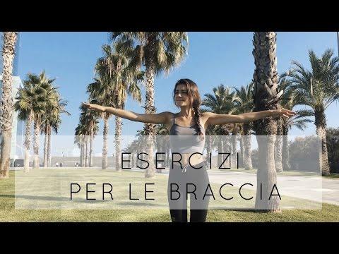 Esercizi Per Le Braccia: Tonifica In 5 Minuti