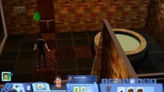 Sims 3 World Adventures Bölüm 1 Karakter Ve Çin