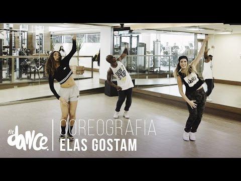 Elas Gostam - MC Kevinho e MC Davi - Coreografia | FitDance