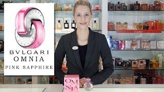 Bvlgari Omnia Pink Sapphire Perfume Review