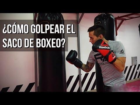 COMO Golpear El Saco De BOXEO   (JUEGO DE PIERNAS)