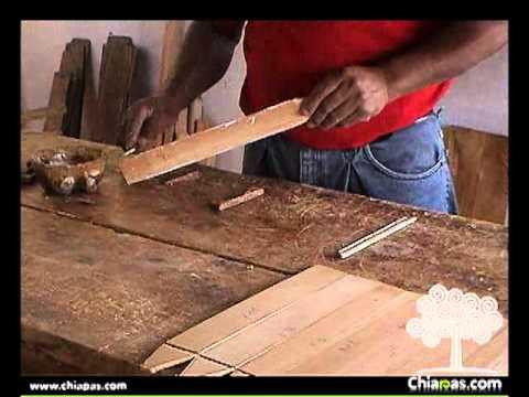 Fiesta grande el arte de hacer marimbas for Como hacer criadero de truchas