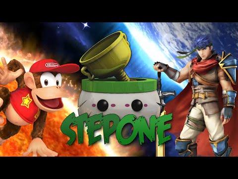 StepOne (Smash Wii U) - Pool 3, GF - MilesMcCloud Vs. Flint