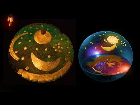 nouvel ordre mondial | The Nebra Sky Disc ~