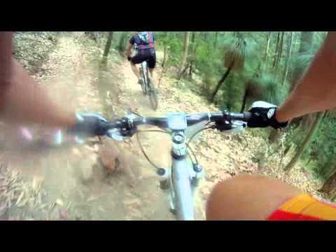 2010 Spring Fat Tyre Festival Awaba mountain bike ...