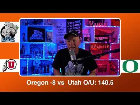 Oregon vs Utah 2/20/21 Free College Basketball Pick and Prediction CBB Betting Tips